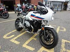 Bmw Cafe Racer White