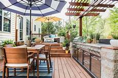 amazing outdoor kitchen you want to see