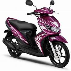 Mio Gt Modif by Modif Striping Mio Soul Gt 2013 Warna Purple Striping