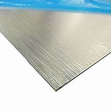 com online metal supply brushed anodized aluminum sheet thickness 0 025 inch width