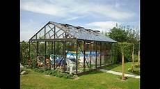 Treibhaus Selber Bauen - build your own greenhouse in wood