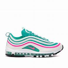 nike air max 97 quot watermelon quot white pink blast kinetic