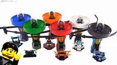 Lego Ninjago Spinjitzu Ausmalbilder All Six Lego Ninjago 2018 Spinjitzu Masters Sets Reviewed