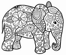 Ausmalbilder Elefant Erwachsene Pin Auf Scrapbook Y Filigrana