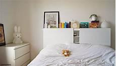 tete de lit rangement t 234 te de lit blanche diy rangement int 233 gr 233