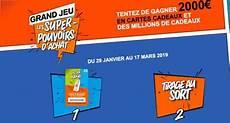 Pouvoirs Leclerc Le Jeu Concours Bon Plan Pouvoir D