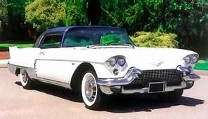 Design Elements Of The 1957 Cadillac Eldorado Brougham