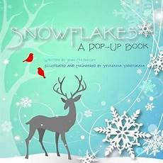 snowflakes a pop up book chushcoff