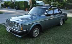 Volvo Diesel Cars diplomat driven 1984 volvo 240 diesel