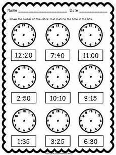 time clock worksheets 2nd grade 3618 telling time pack worksheets task cards 1st grade worksheets school worksheets