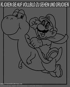 Bilder Zum Ausmalen Yoshi Mario 13 Ausmalbilder Top