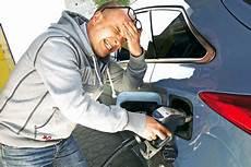 benzin statt diesel fantasienamen f 252 r spritsorten beg 252 nstigen fehlbetankungen
