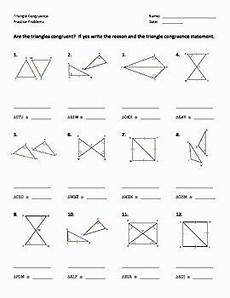 congruent triangles worksheet answers inspirational triangle congruence worksheet practice