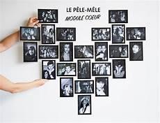 Pele Mele Photo Cadre Photo Coeur 24 Photos