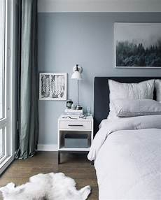 a light gray blue paint color is an easy way to mimic the sky and is an encouraging color to use