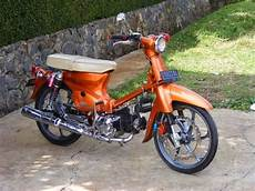 Modifikasi Motor 70 by Koleksi Modifikasi Honda 70 Klasik Terbaik