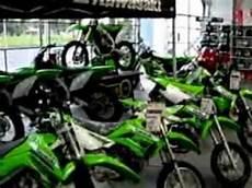 kawasaki brand new dirt bikes for sale