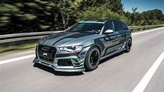 2018 audi rs6 e hybrid concept by abt top speed