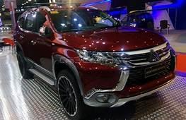 2016 2017 Mitsubishi Pajero Sport Thailand  Jack Autos