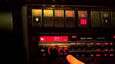 Radio Problems Audi A4 B5
