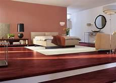 Wohnen Mit Farbe - wandgestaltung in braun sch 214 ner wohnen farbe savanne