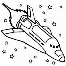 adventurous expedition rocket to the moon colouring pages