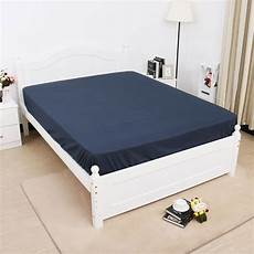 deep pocket fitted sheets king only microfiber sheet navy blue