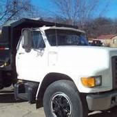1955 Ford F600/F100 Dump Truck For Sale Photos Technical