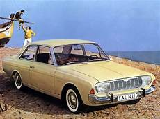 In Time 1967 Cars Ford Taunus P7a