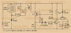 schaltung solar gartenleuchte mikrocontroller net