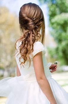 coiffure fille mariage coiffure chignon fille mariage