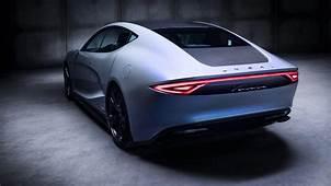 2018 LVCHI Venere Electric Concept Car 2 Wallpaper  HD