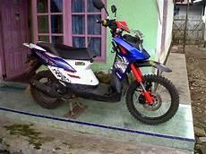 Modifikasi Lu Depan X Ride by Aero Xriders Indonesia Modifikasi X Ride Pakai