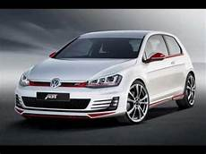 New 2014 Volkswagen Golf Gti Abt Special Edition Live At