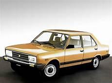 Fiat 131 Mirafiori 4 Doors 1978 1979 1980 1981 1982