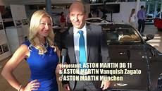 aston martin münchen vorgestellt aston martin db 11 aston martin vanquish