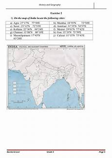 locating places worksheet with answers 15952 worksheets on locating places on a map geography and history