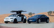 Tesla Launches In The Uae With The Model S And Model X