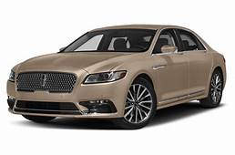 New 2017 Lincoln Continental  Price Photos Reviews