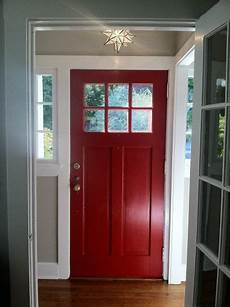 benjamin moore heritage red color and design painted