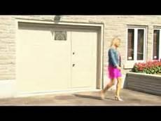 porte de garage bricomarché porte de garage avec acces pour pieton