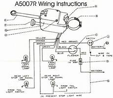 technical wiring issues brake and turn signal the h a m b