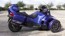 can am trike used 2013 can am spyder rt trike for sale