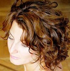 curly short brown hair short hairstyles 2016 2017