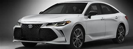 2019 Toyota Avalon New Features And Anticipated Release Date