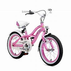 bi 16 cr 01 pink bikestar 16 zoll kindercruiser pink