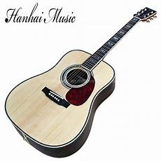 China Hanhai 41 Acoustic Guitar With Colorful