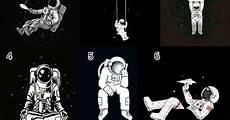 Gambar Mentahan Quotes Keren Astronot Status Wa Galau