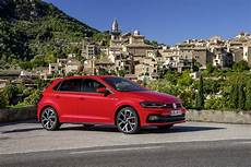 2018 vw polo gti launch and exhaust sound put to
