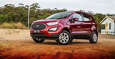 2018 Ford Ecosport Trend Review Caradvice